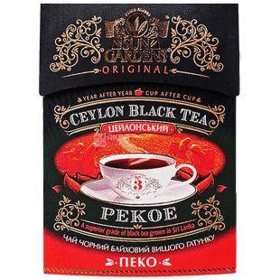 Sun Gardens, 100 g, tea, black, Peko