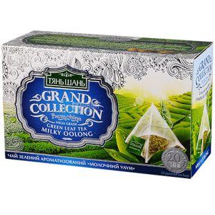 Tien Shan, 20 pcs., Tea, green, Milk Oolong