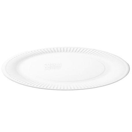 Lux, Набор одноразовой посуды №190, на 6 персон