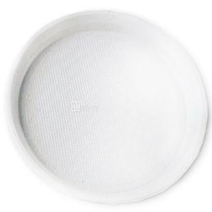 Промтус, 10 шт., 205 мм, тарелка пластиковая, Стандарт, м/у