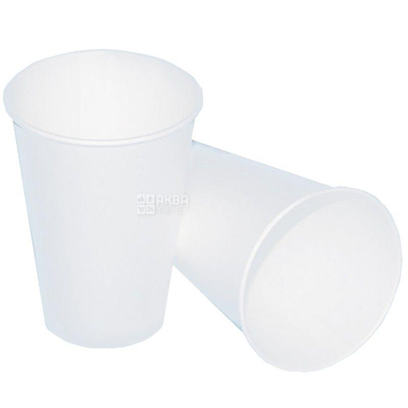 Промтус Стакан пластиковий Прозорий, 180 мл, 10 шт.