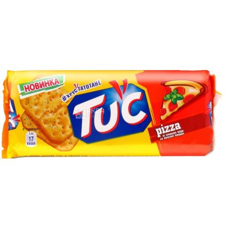 TUC, 100 г, крекер, Пицца