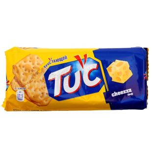 TUC, 100 g, cracker, cheese
