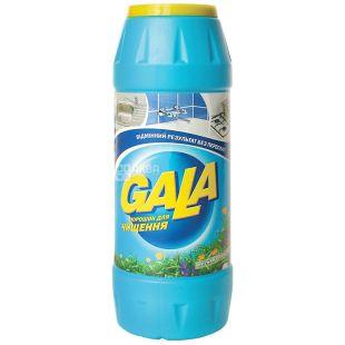 Gala, 500 г, порошок для чищення, Весняна свіжість, ПЕТ
