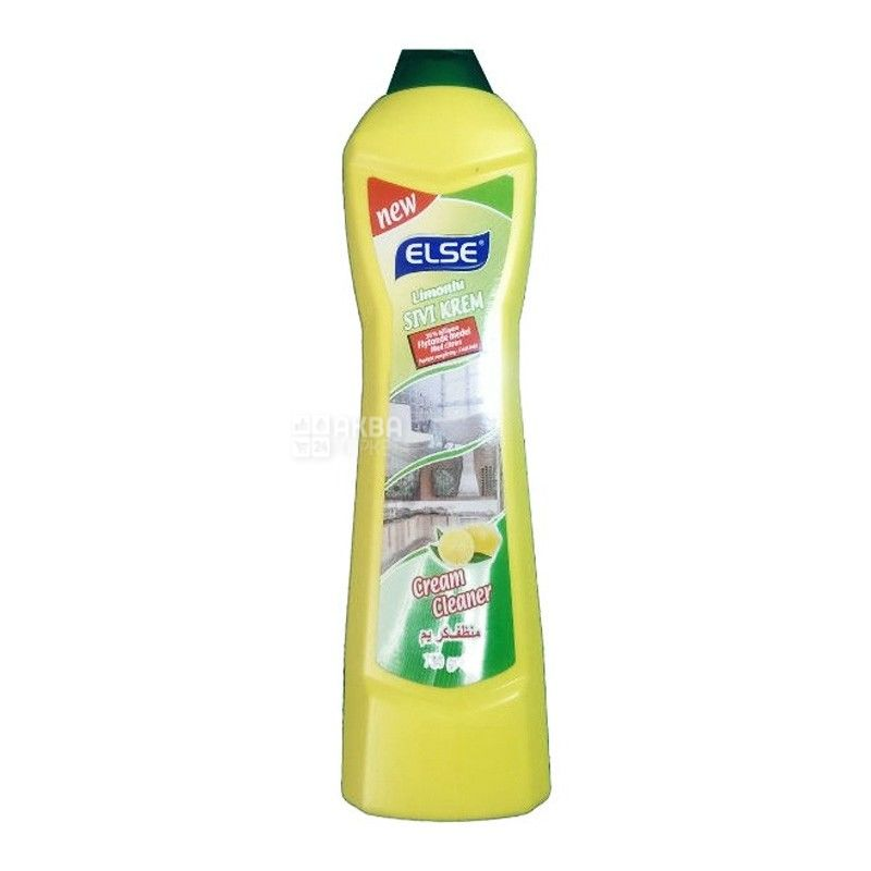 ELSE, 750 г, крем очищуючий, Лимон, ПЕТ