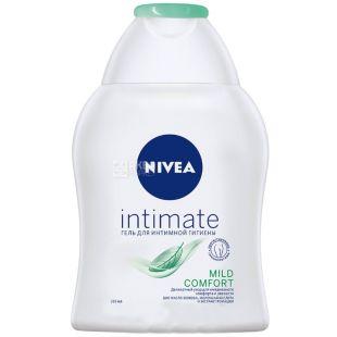 Nivea, 250 мл, гель для інтимної гігієни, Mild Comfort