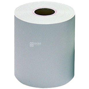 Cash register tape, 21 mx 57.5 mm, m / s