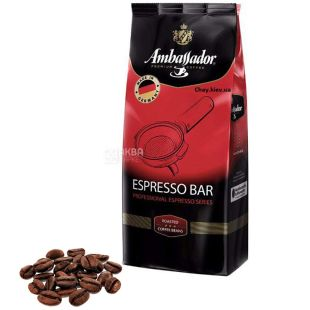 Ambassador Espresso Bar, Coffee Grain, 1 kg