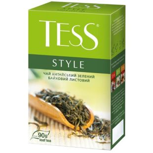 Tess,Style, 90 г, Чай Тесс, Стайл, зеленый
