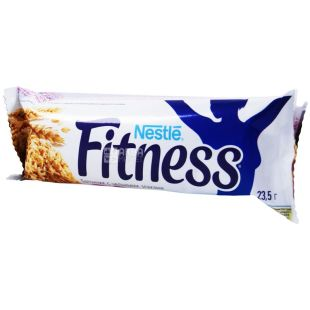 Fitness, 23.5 g, bar, with whole grains and chocolate