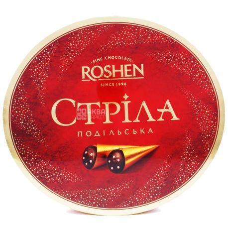Roshen, 200 г, цукерки, Стріла, Подільська