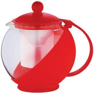 Wellberg, 0,75 л, чайник заварювальний, WB-0325, Асорті, м/у