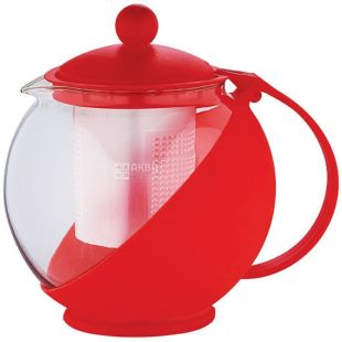 Wellberg, 0,75 л, чайник заварочный, WB-0325, Ассорти, м/у
