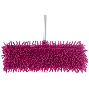 Mop, 120 cm, Flat, With mop