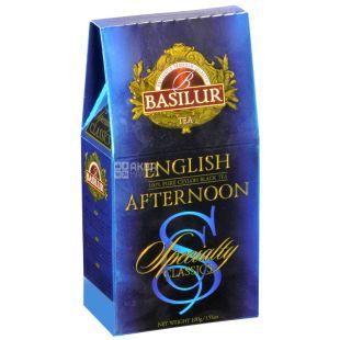 Basilur, 100 г, чай, черный, Избранная классика, Английский полдник