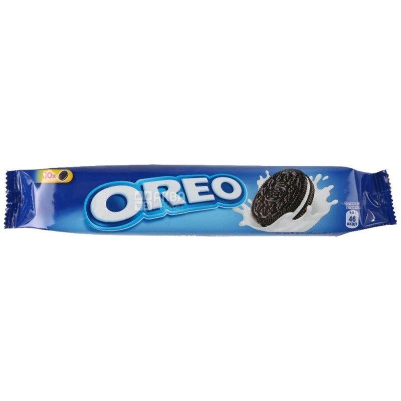 Oreo, 228 г, печиво, Classic