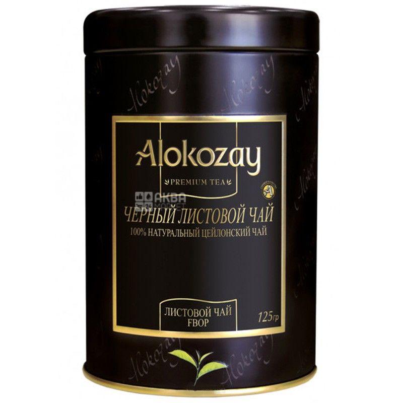 Alokozay, 125 г, Чай черный Алокозай