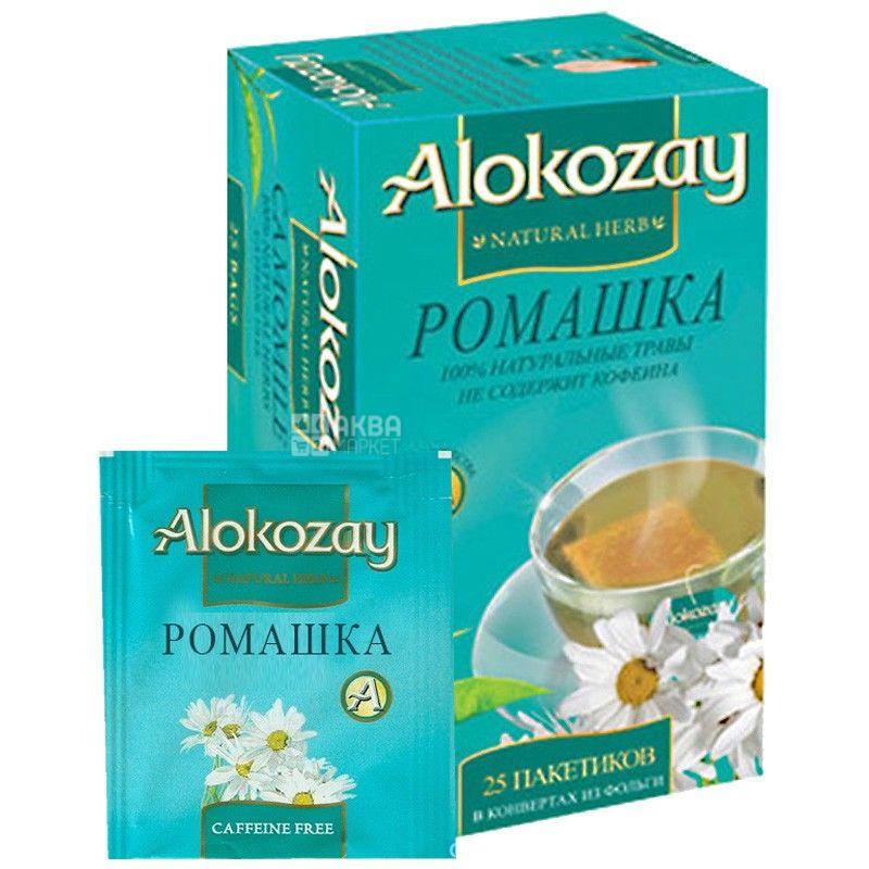 Alokozay, 25 шт., чай трав'яний, Ромашка