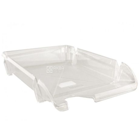 Paper tray, Horizontal, Compact, Transparent, m / s