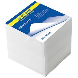 Buromax, 1000 арк., 90х90 мм, папір для нотаток, Білий, м/у
