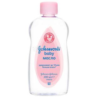 Johnson's Baby, 200 ml, baby oil