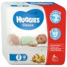 Huggies, 2/18 pcs. 3-6 kg, diapers, Classic Small