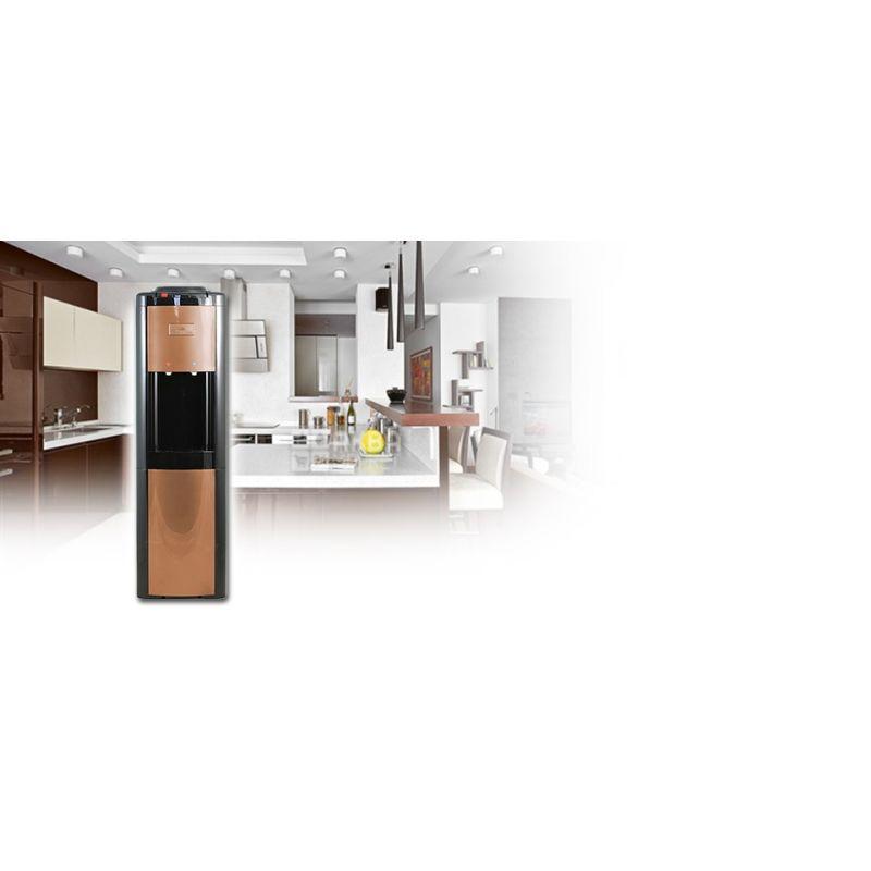 Ecotronic P4-L Black / Gold кулер для воды напольный