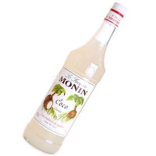 Monin, 1 л, сироп, Кокос