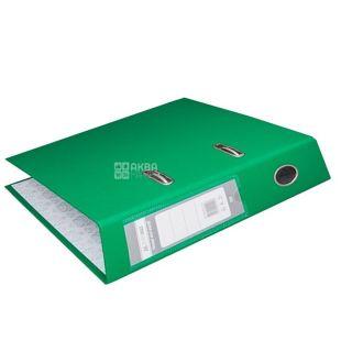 Buromax, 7 см, папка-реєстратор, Зелена, А4, м/у