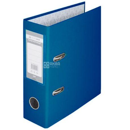Buromax, Папка-регистратор, А4, 7 см, синяя