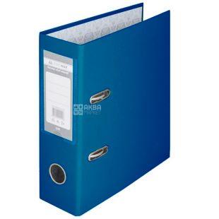 Buromax, 7 см, папка-регистратор, Синяя, А4, м/у