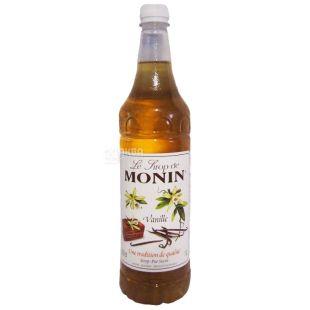 Monin, 1 л, сироп, Ваніль