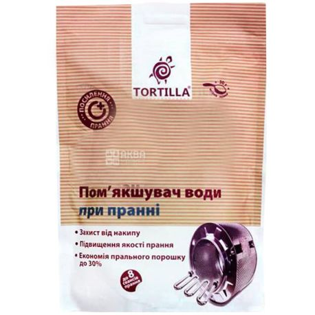 Tortilla, Water Softener, 400 g