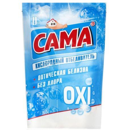 САМА, 200 г, отбеливатель, кислородный, OXI