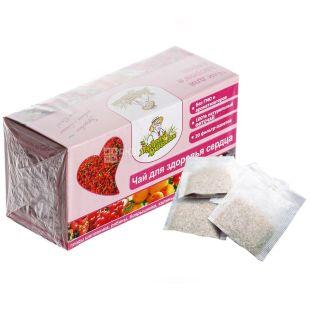 Wise Travnik, 20 pcs, herbal tea, For heart health
