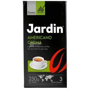Jardin, 250 г, кава, мелена, Americano Crema