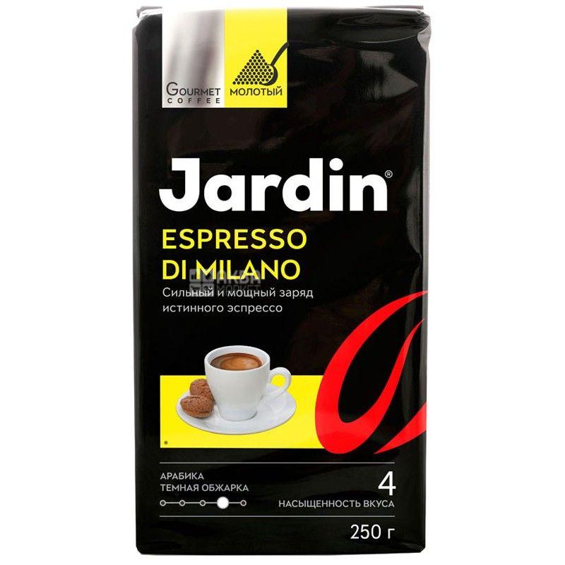 Jardin, 250 г, кофе, молотый, Espresso Stile di Milano