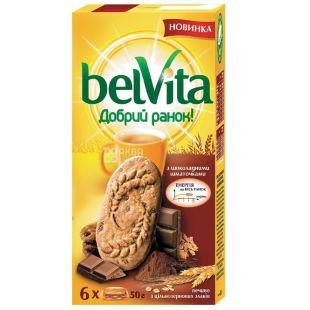 BelVita, 300 г, печенье, Шоколад