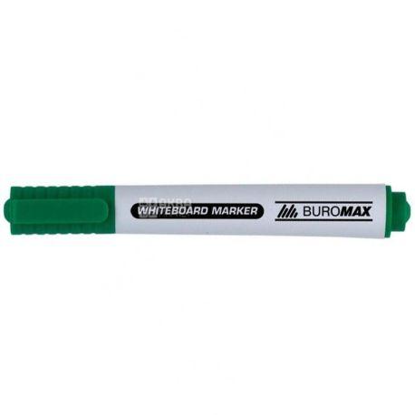 Buromax, Маркер для дошок, Зелений, 2-4 мм, 1 шт.