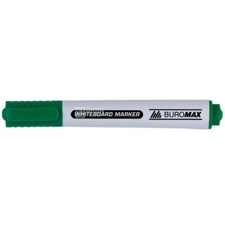 Buromax, Маркер для досок, Зеленый, 2-4 мм, 1 шт.