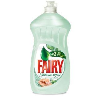 Fairy, 0,5 л, засіб для миття посуду, Чайне дерево