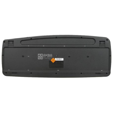 Genius, клавиатура, черная, KB-110 USB