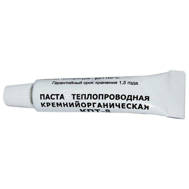 Термопаста, 10 г, КПТ-8