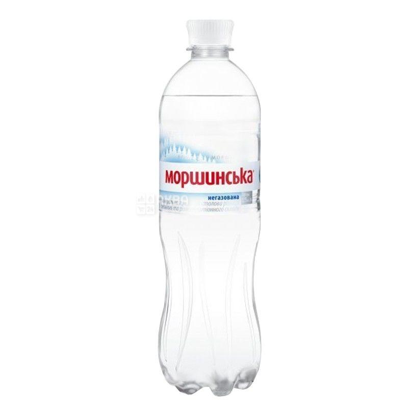Моршинська, 0,75 л, Упаковка 12 шт., Вода мінеральна негазована, ПЕТ