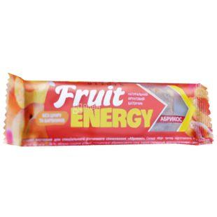 Витапак, 30 г, фруктовый батончик, FRUIT ENERGY, Абрикос