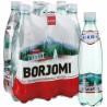 Borjomi, упаковка 6 шт. по 0,75 л, сильногазированная вода, ПЭТ