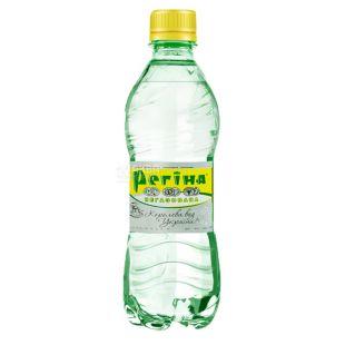 Регина, Вода негазированная минеральная, 0,33 л, Упаковка 12 шт., ПЭТ