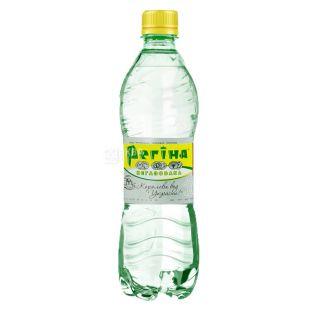 Регина, упаковка 12 шт. по 0,5 л, негазированная вода, ПЭТ