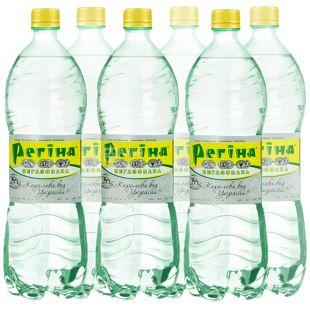 Регина, упаковка 6 шт. по 1,5 л, негазированная вода, ПЭТ