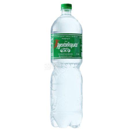 Трускавецька Нафтуся, 1,5 л, Упаковка 6 шт., Вода слабогазована, ПЕТ